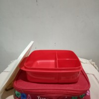 Lunch Box-Tupperware Lunch Set-Tupperware Lolly Tup+Tas