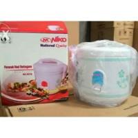 Rice Cooker / Magic Com 1, 2 Liter Merk NATIONAL