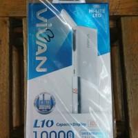 ViVan power bank L10 10000mah