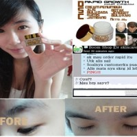 DSC Rapid Growth Hair Cream Penumbuh Pelebat Rambut Jambang Alis