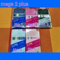 Samsung Mega 2 G7508 Mega 2 Fine Quality Leather Slim Case