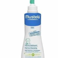 MUSTELA BEBE DERMO CLEANSING 500ML