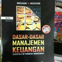 Dasar Dasar Manajemen Keuangan Buku 1 Edisi 11 By.Brigham