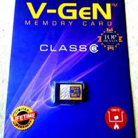LIMITED Memory Micro SD VGen 16gb Class 6 ORIGINAL Non Adaptor