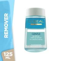 L'Oreal Paris Gentle Lip & Eye Make Up Remover - 125 ml