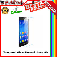 Tempered Glass 9h Huawei Honor 3c | Huawei Anti Gores Kaca