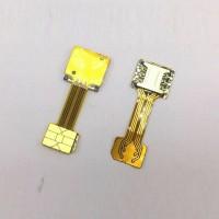 Dual Sim Card + Micro SD Converter Konverter Hybrid Extender Ekstender