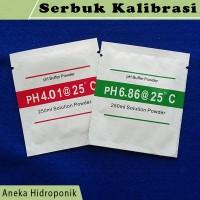 pH Buffer Calibration Powder 1 Set, pH4.00 & pH6.86 (Serbuk Kalibrasi)