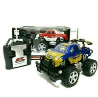 REMOTE CONTROL MOBIL JEEP STRONG GT SKALA 1:24