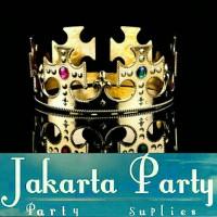 Gold King Crown / Mahkota Raja / Mahkota Pesta / Mahkota Ultah