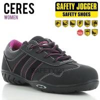 Jual Jogger Ceres Women Metal Free Wanita Casual Sporty Sepatu Safety Shoes Murah