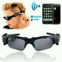 harga Kaca Mata Bluetooth Wireless Headset Handsfree For Android Phone Tokopedia.com