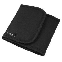 Fotga Lens Filter Wallet Case 3 Pockets For 25mm - 82mm