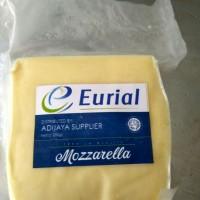 Jual (PROMOMARET) Mozarella Eurial IMPORT Prancis 1kg Murah