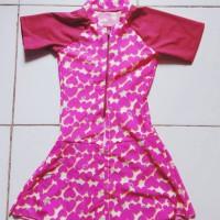 harga Baju Renang Anak Tk Rok Celana Pink Dan Hijau Tokopedia.com