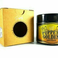 Puppets Golden Series Waterbased Pomade