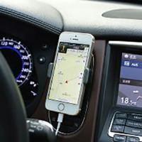 GPS CAR HOLDER AC / TEMPAT HP ATAU GPS DIKAITKAN DI AC MOBIL