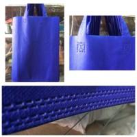 Tas Spunbond Tali 25x35 Souvenir Seminar Paper Bag goodie bag murah
