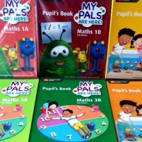 My Pals Are Here Maths Textbook 1A - 3B