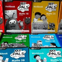 My Pals Are Here Maths Workbook 1A - 5B