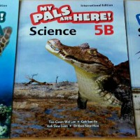 My Pals Are Here Science Text Book 4A - 6B