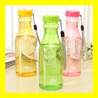 Jual Botol Air Minum Minuman Lucu Unik Anak Imut BPA Free Anti Tumpah Murah