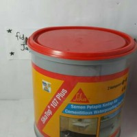 Sika Top 107 plus 2 komponen 4 kg Waterproofing HARGA PROMO