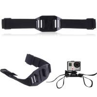 Helmet Strap Mount for Xiaomi Yi / Xiaomi Yi 2 4K / GoPro - Black
