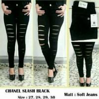 Jual Jeans sobek cewek | ripped jeans | high waist jeans | skinny jeans Murah