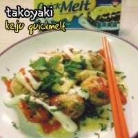 Takoyaki Keju Quick Melt