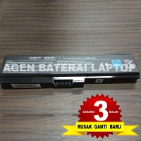 Baterai TOSHIBA Satellite A660 A660D A665 A665D (PA3817U) OEM 6 CELL