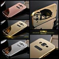 Bumper Mirror Case Samsung J710 / J7 2016