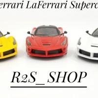 Mobil RC Ferrari LaFerrari Skala 1 : 16 / Buka Pintu + Murah