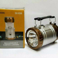 lampu emergency Lentera tarik Petromak MS-1016 ms 1016