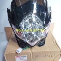 harga Batok + Lampu Depan Reflektor Satria Fu Barong (2009-2012) Hitam Tokopedia.com