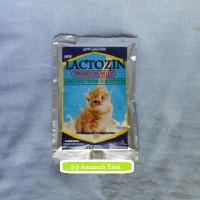 Susu bubuk formula lengkap rendah laktosa anak kucing LACTOZIN 50gr