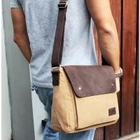 BOURZU GIZEL Original Tas Selempang Ipad Pria Wanita Messenger Bag