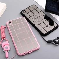 harga Mirror Silicone Case Oppo A53 / F1 5.5inch Tanpa Tali Tokopedia.com