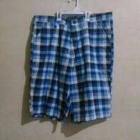 Celana Pendek Motif Kotak Kotak Bagus Keren Berkualitas Merk Altic
