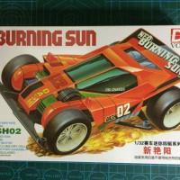 Tamiya Neo Burning Sun Merk DD Model