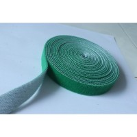 20MM WIDE HOOK AND LOOP TAPE SELF ADHESIVE VELCRO STICKY GREEN (10CM)