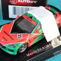 AutoArt 1:43 Mazda RX8 LM Edition