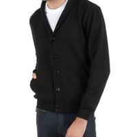 Jual jaket sweater cardigan pria HLPLS JAKET BLAZER FLEECE Murah