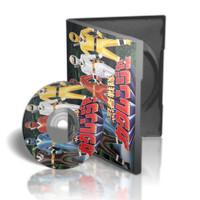 DVD Ninja Sentai Kakuranger Subtitle Indonesia
