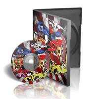 DVD Shuriken Sentai Ninninger Subtitle Indonesia