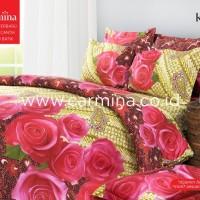 Sprei Batik Carmina - Kinanti ukuran 120x200