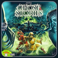 Ghost Stories Board Game ( Original ) / BoardGame  / Games