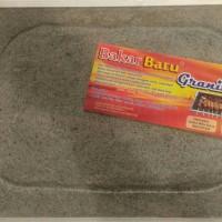 Jual bakar batu granito jumbo uk30x40cm Murah