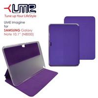 UME classic samsung galaxy note 10.1 n8000 flip case cover casing hp