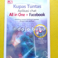 kupas tuntas aplikasi chat all in+facebook oleh aunurrofiq